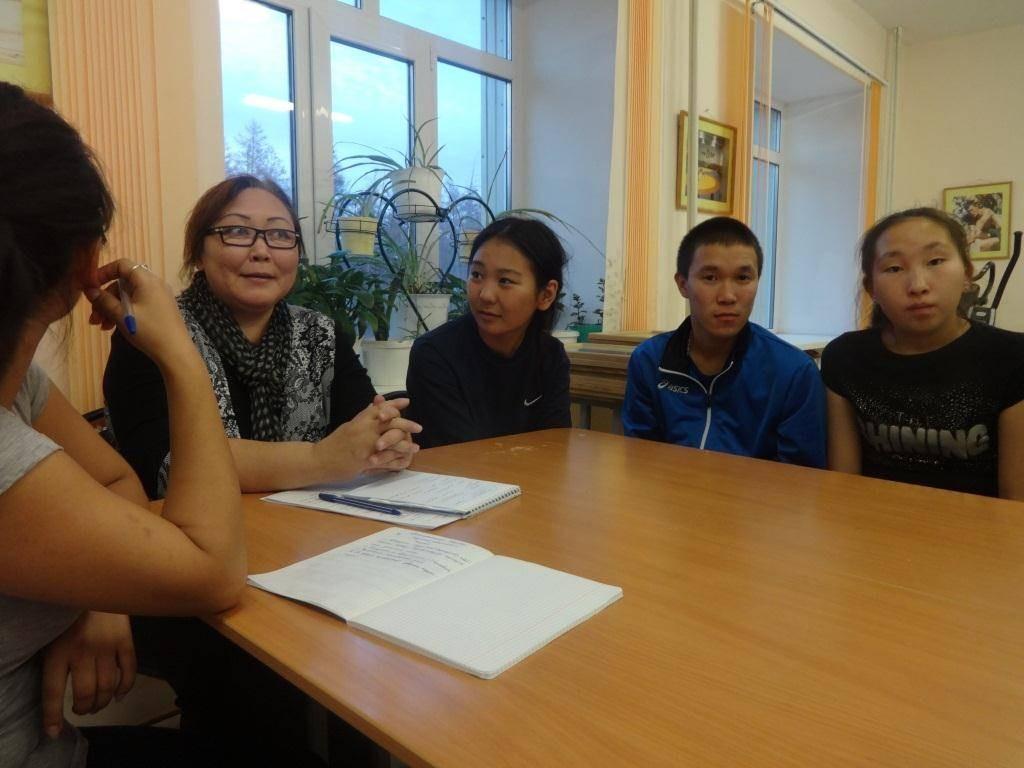 Выборы студенческого Совета общежития